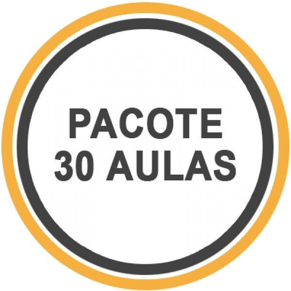 Pacote 30 Aulas